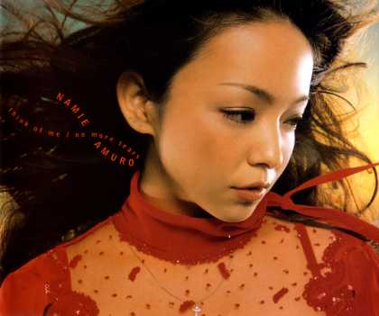 Jpop CDs - Think Of Me / No More Tears