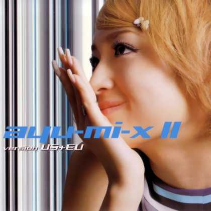 Jpop CDs - Ayu-mi-x Ii Version Us+eu