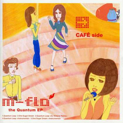 Jpop CDs - The Quantum Ep