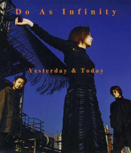 Jpop CDs - Yesterday & Today