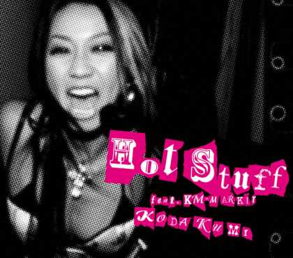 Jpop CDs - Hot Stuff Feat. Km-markit