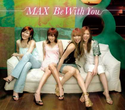 Jpop CDs - Be With You