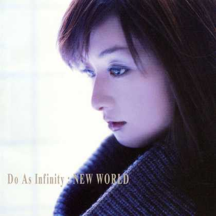 Jpop CDs - New World