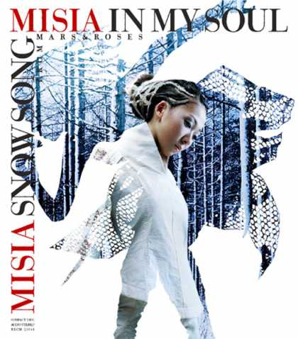 Jpop CDs - In My Soul / Snow Song From Mars & Roses