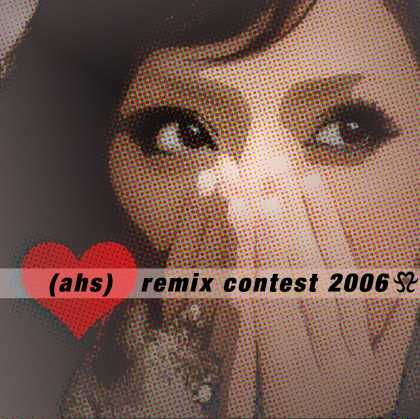 Jpop CDs - Ahs Remix Contest 2006