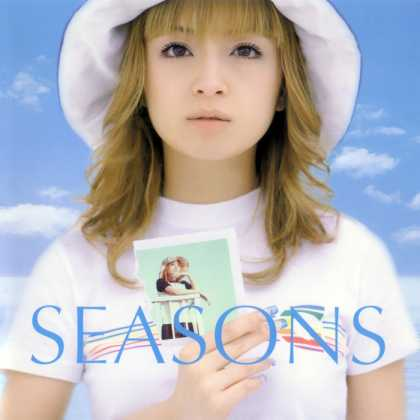 Jpop CDs - Seasons