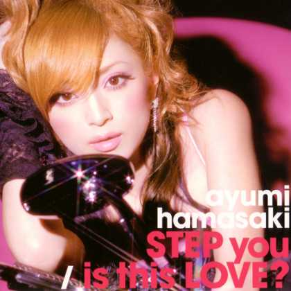 Jpop CDs - Step You / Is This Love?