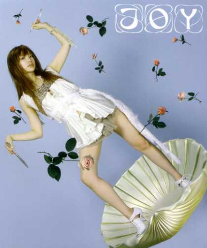 Jpop CDs - Joy