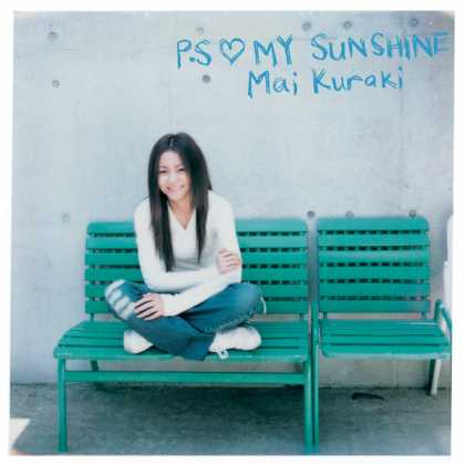 Jpop CDs - P.s My Sunshine