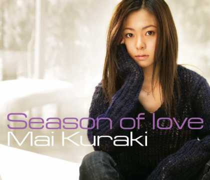 Jpop CDs - Season Of Love
