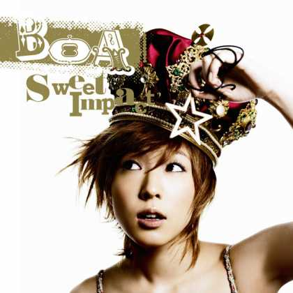 Jpop CDs - Sweet Impact