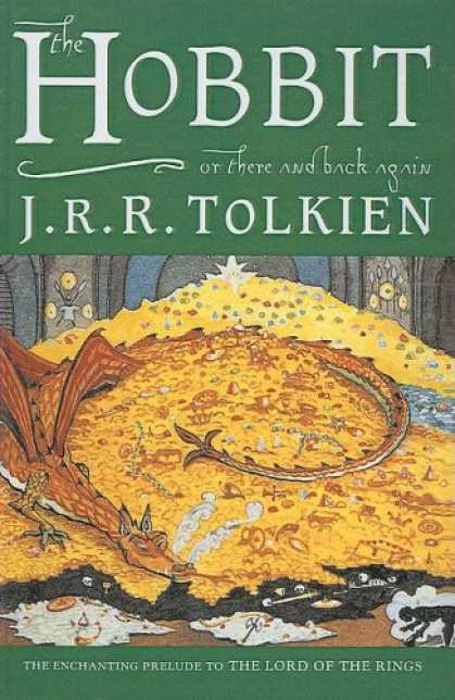 J.R.R. Tolkien Books - Hobbit, Or, There And Back Again
