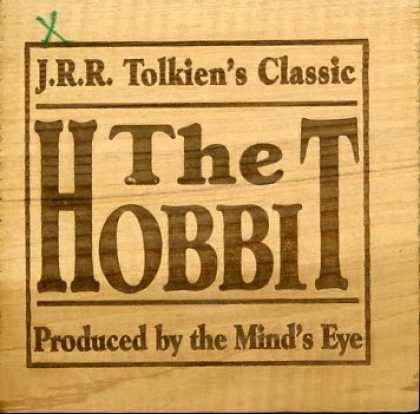 J.R.R. Tolkien Books - The Hobbit - Six Dramatized Cassettes