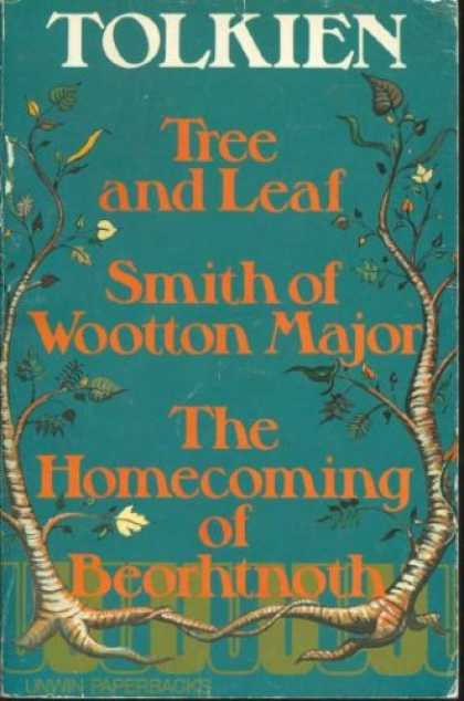 J.R.R. Tolkien Books - Tree and Leaf ; Smith of Wootton Major ; The Homecoming of Beorhtnoth, Beorhthel