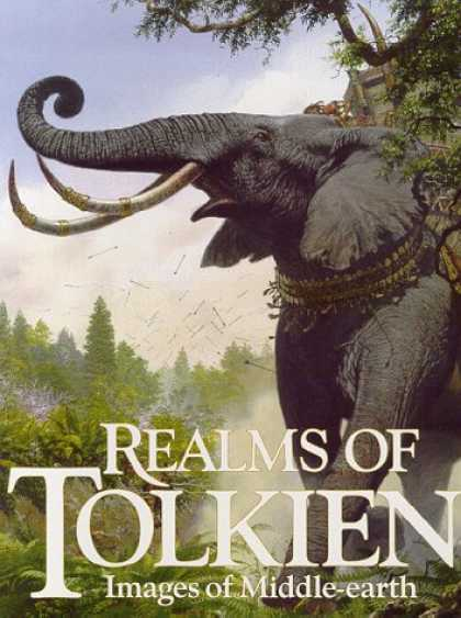 J.R.R. Tolkien Books - Realms of Tolkien: Images of Middle-earth