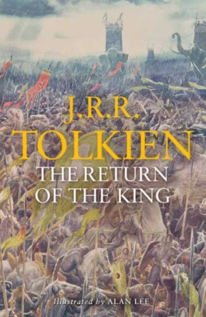 J.R.R. Tolkien Books - Lord of the Rings, The: The Return of the King