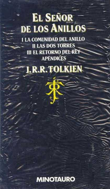 J.R.R. Tolkien Books - El Senor De Los Anillos/the Lord of the Rings (Spanish Edition)