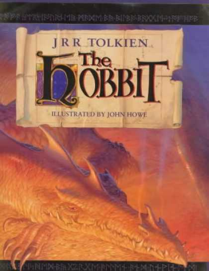 J.R.R. Tolkien Books - The Hobbit: A 3-D Pop-Up Adventure