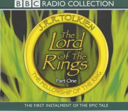 J.R.R. Tolkien Books - Lord of the Rings: Fellowship of the Ring v.1 (Radio Collection) (Vol 1)