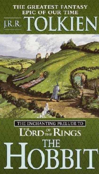 J.R.R. Tolkien Books - Hobbit or There and Back Again