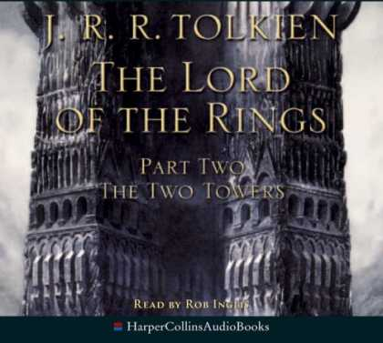 J.R.R. Tolkien Books - The Lord of the Rings (The Two Towers) (Pt.2)