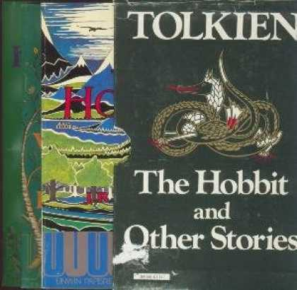 J.R.R. Tolkien Books - The Hobbit and Other Stories