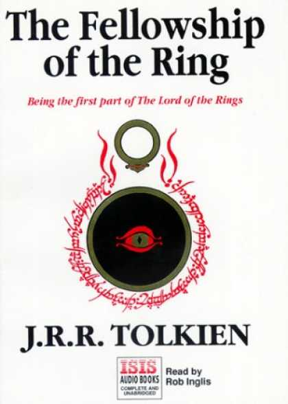 J.R.R. Tolkien Books - The Lord of the Rings: The Complete and Unabridged Recording (Box Set)