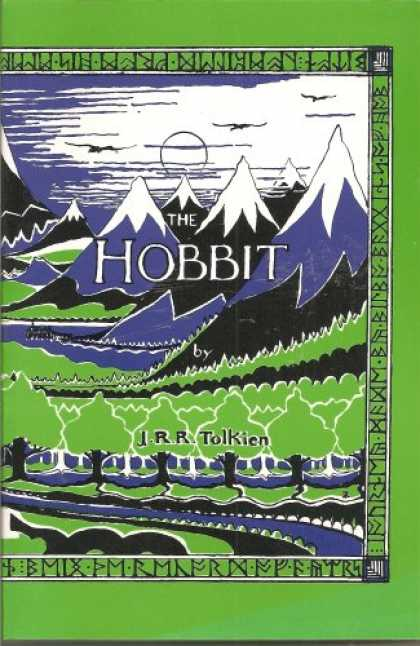 J.R.R. Tolkien Books - The Hobbit or Here and Back Again