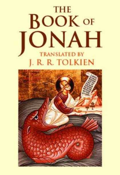 J.R.R. Tolkien Books - The Book of Jonah