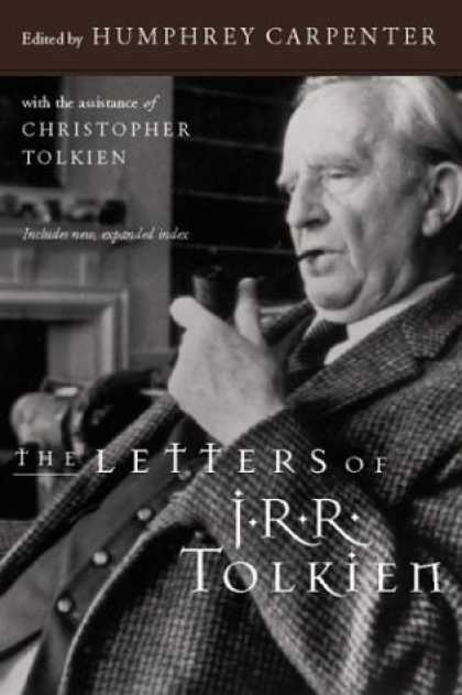 J.R.R. Tolkien Books - The Letters of J.R.R. Tolkien