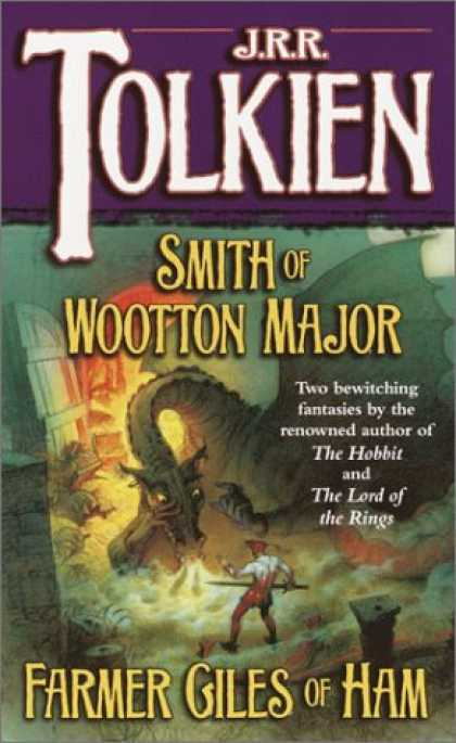 J.R.R. Tolkien Books - Smith of Wootton Major & Farmer Giles of Ham