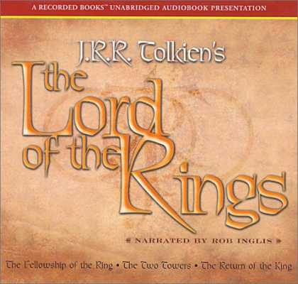 J.R.R. Tolkien Books - The Lord of the Rings Trilogy Gift Set
