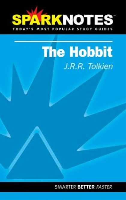 J.R.R. Tolkien Books - Spark Notes The Hobbit