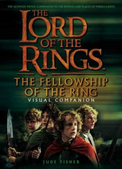 J.R.R. Tolkien Books - The Fellowship of the Ring Visual Companion (The Lord of the Rings)