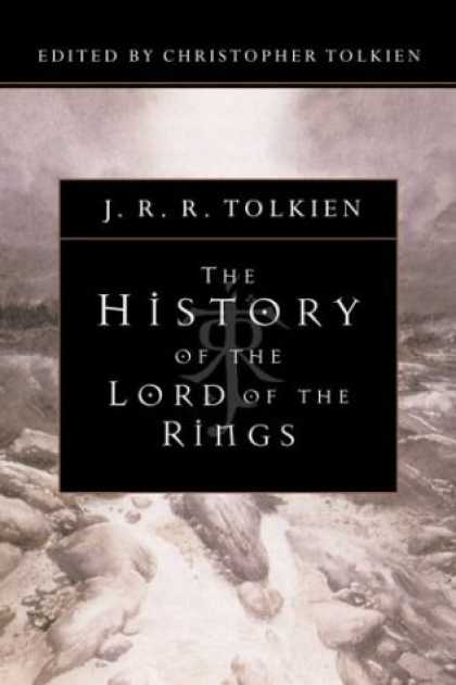 J.R.R. Tolkien Books - The History of the Lord of the Rings