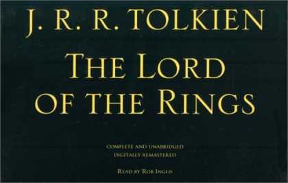 J.R.R. Tolkien Books - The Lord of the Rings Complete Gift Set: 50th Anniversary