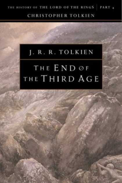 J.R.R. Tolkien Books - The End of the Third Age (The History of The Lord of the Rings, Part 4)