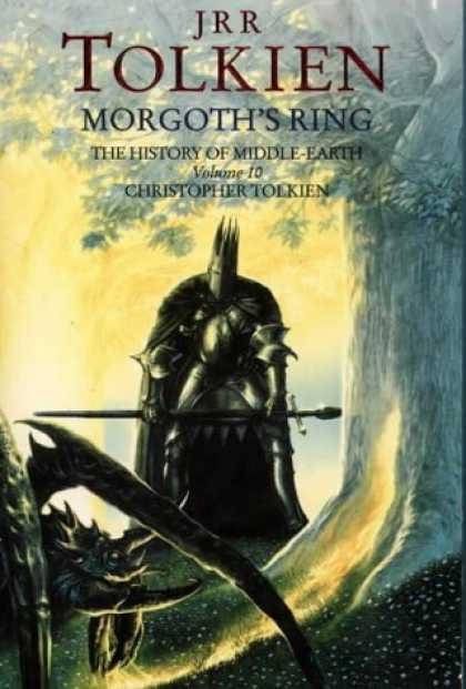 J.R.R. Tolkien Books - The Morgoth's Ring (History of Middle-Earth)