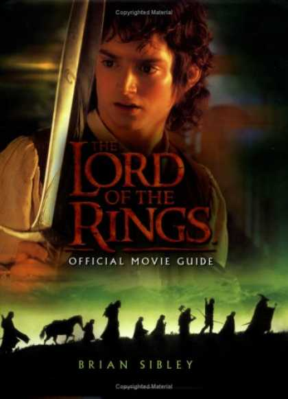 J.R.R. Tolkien Books - The Lord of the Rings Official Movie Guide