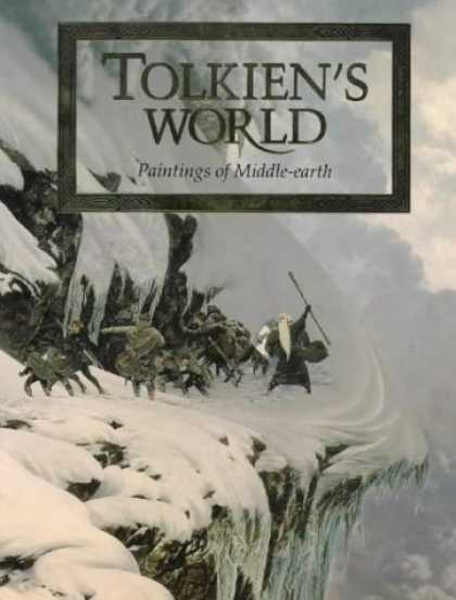 J.R.R. Tolkien Books - Tolkien's World: Paintings of Middle-Earth