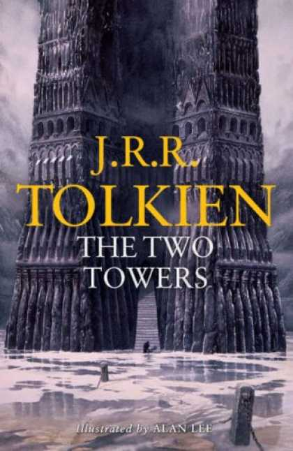 J.R.R. Tolkien Books - Lord of the Rings, The: The Two Towers
