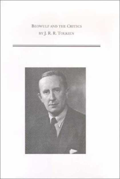 J.R.R. Tolkien Books - Beowulf and the Critics (Medieval & Renaissance Texts & Studies, Vol. 248)