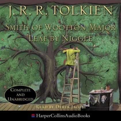 J.R.R. Tolkien Books - Smith of Wooton Major: AND Leaf by Niggle