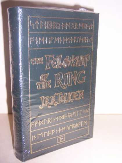 J.R.R. Tolkien Books - The Fellowship of the Ring