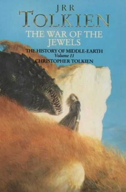 J.R.R. Tolkien Books - The War of the Jewels (History of Middle-Earth) (V.2 1)