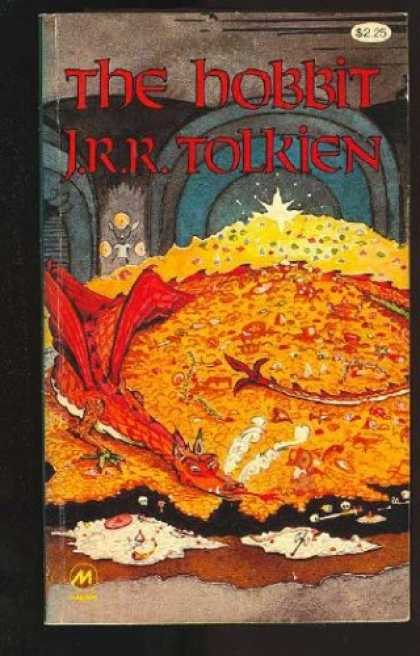 J.R.R. Tolkien Books - THE HOBBIT - or There and Back Again