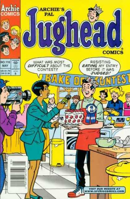 Jughead Comics 116 - Archie - Archie Comics - No 116 - 116 - May