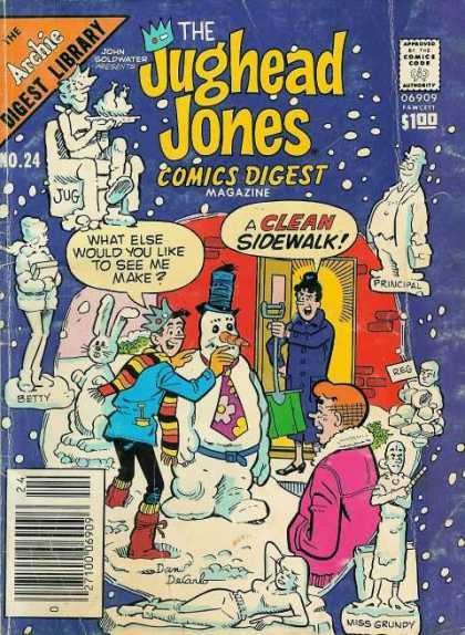 Jughead Jones Digest 24