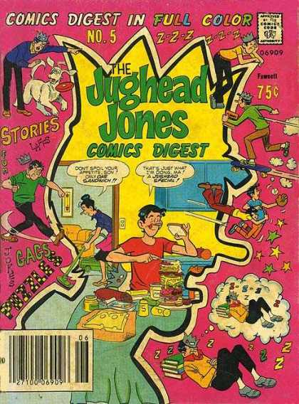 Jughead Jones Digest 5