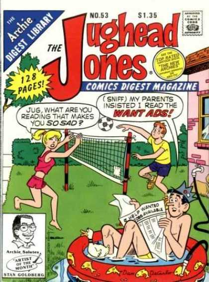 Jughead Jones Digest 53